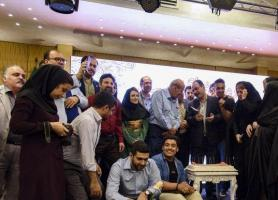 مراسم تجلیل از خبرنگاران البرزی برگزار شد