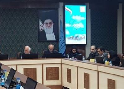 جلسه کمیسیون فنی و حقوقی دبیرخانه شورای عالی میراث فرهنگی، صنایع دستی و گردشگری برگزار گردید
