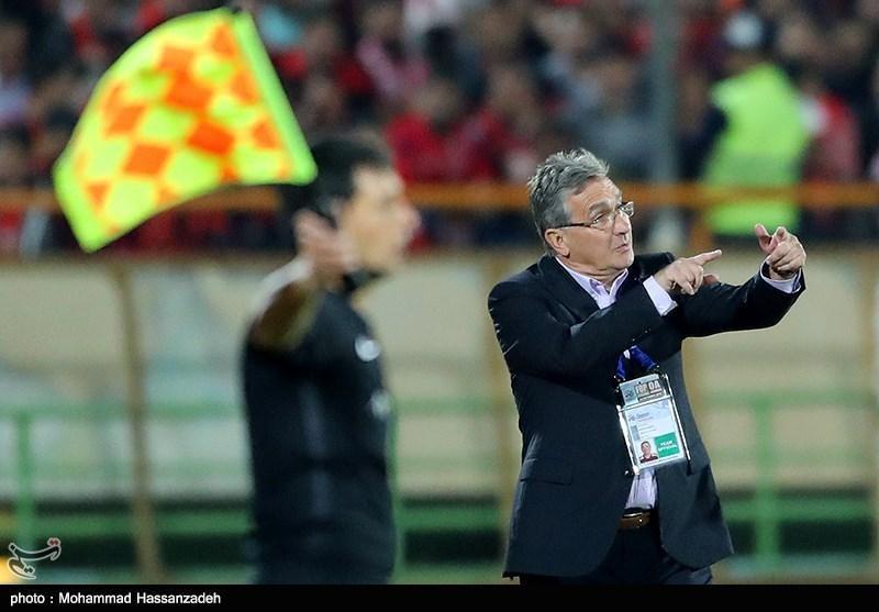 برانکو: احتمالاً رفقای ما در ایران اطلاعات غلط به السدی ها داده اند!، بیشتر از تفکر بازیکنانم نگران محیط اطراف هستم