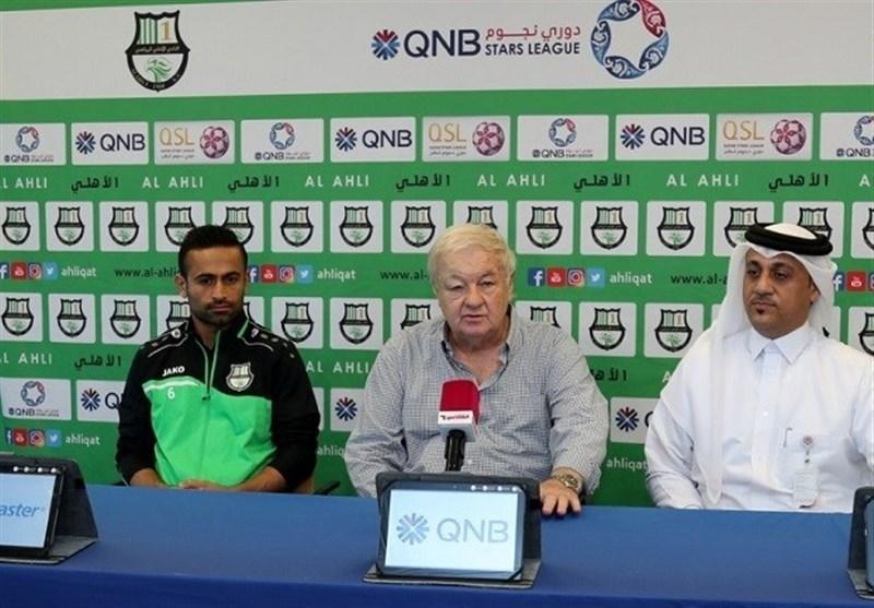 ماچالا: به دنبال ادامه روند صعودی الاهلی هستیم، امید ابراهیمی: مقابل ام صلال برای پیروزی بازی می کنیم