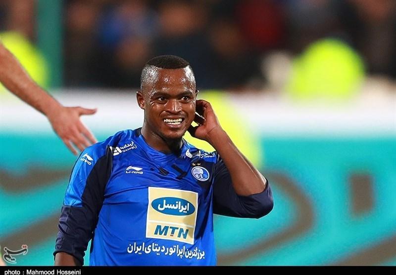 پاتوسی در گفت وگو با خبرنگاران: مدیران استقلال به باشگاه قبلی ام گفتند مرا نمی خواهند!، آنها دو رو هستند