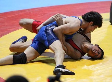 راهیابی سه کشتی گیر ایران به فینال قهرمانی جوانان آسیا
